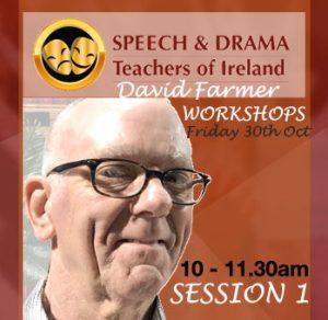 SDToI David Farmer Workshop Session 1